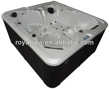 Mini Freestanding Outdoor Spa Used Bathtub With Foot Massage Function