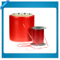 Solid Red self-adhesive Tear Tape