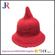 colorful slouch kids children winter acrylic thick beanies knitted hat