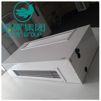 Ceiling mounted air conditioner fan coil/Cassette fan coil