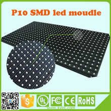 led manufacturer video function outdoor full color smd led module p10