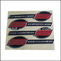 3M Strong Adhesive Car and Moto Customized Sticker Labels