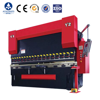 2016 metal plate aluminum cnc bending machine, small cnc press brake in stainless steel and mild steel