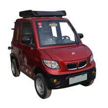 High Performance Best Cheap Electric Car 4 Wheel 2 Seaters Electric Car