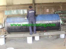 pipeline leakage oil water resistant emergency repair compound fast curing two components rubber lining epoxy adhesive