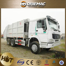 Sinotruk 12/16/20m3 new garbage truck for sale / truck spare parts