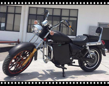 factory customized big power 2000W electric harley motorcycle