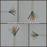 White Monitor Cable