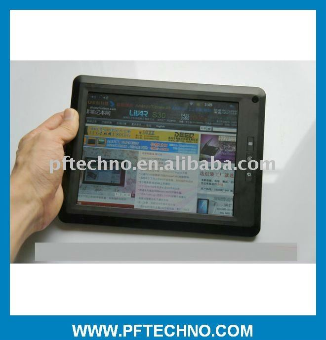 8 inch 1.2GHZ CPU Tablet PC PV210