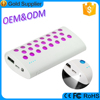 LED flashlight vip-tek power bank 5200mah