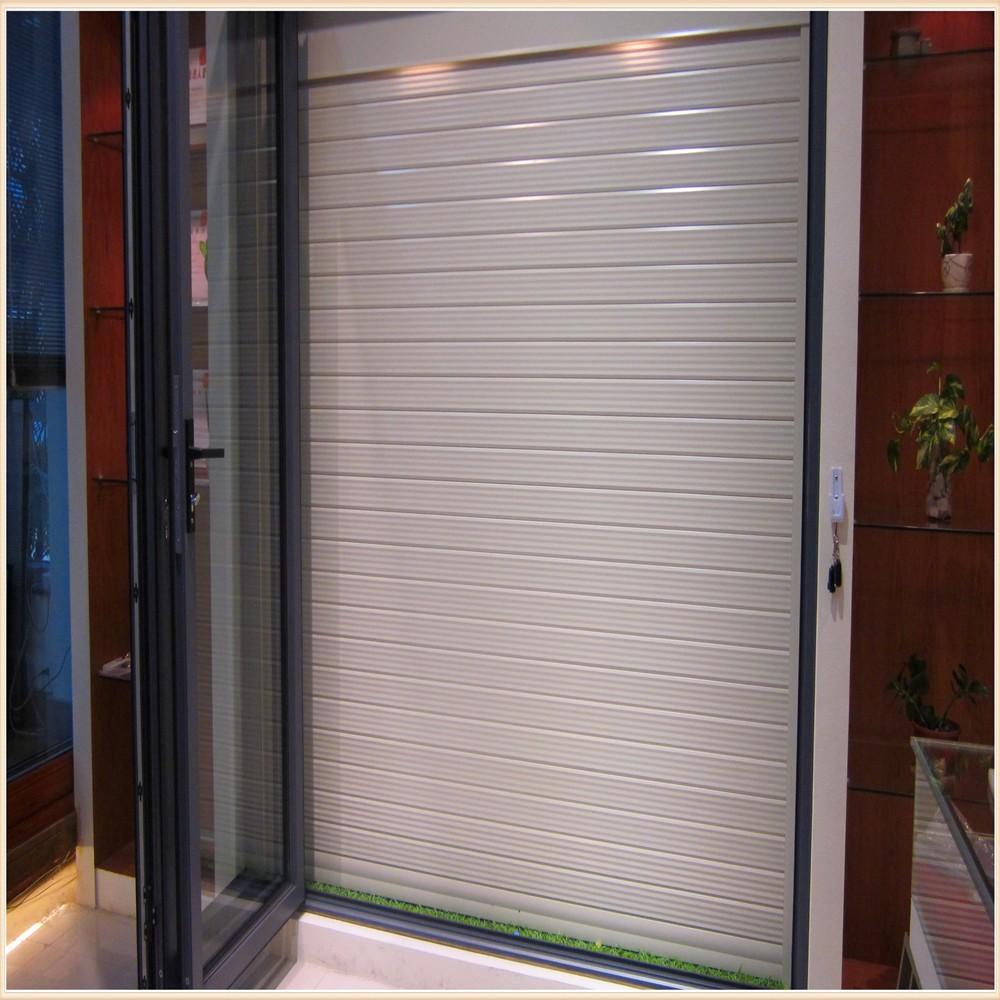 aluminium rolll den t r f r modernes haus design t r produkt id 60214316042. Black Bedroom Furniture Sets. Home Design Ideas