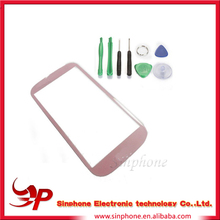 Deep blue front glass LCD Assembly and Touch Screen For Samsung Galaxy S3