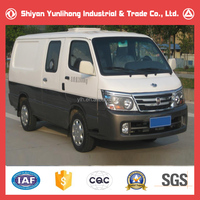 Diesel 4X2 Armored Cash In Transit Vehicle/Cash On Delivery From China