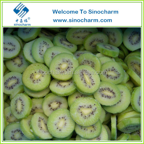 Chinese Frozen Fresh Kiwi Fruit