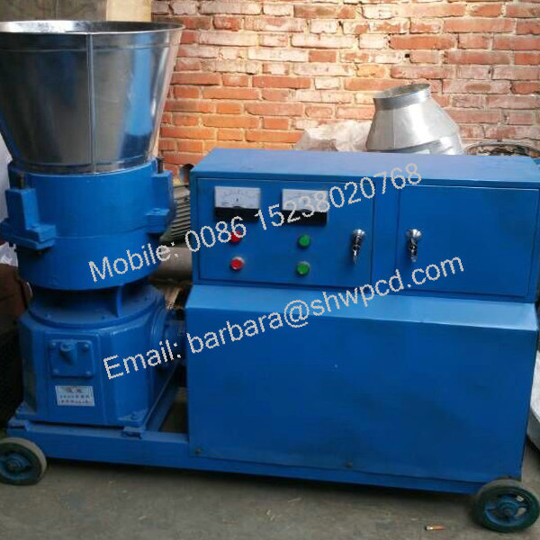 Hot sell flat die pellete machine pellet making machine /feed pellet machine with factory price