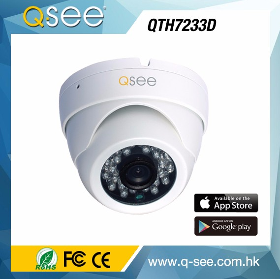 IR LED Sony 2.0MP Waterproof AHD CCTV Dome Camera for sale