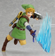 World of Nintendo anime the legend of zelda pvc solider action figure manufacturer