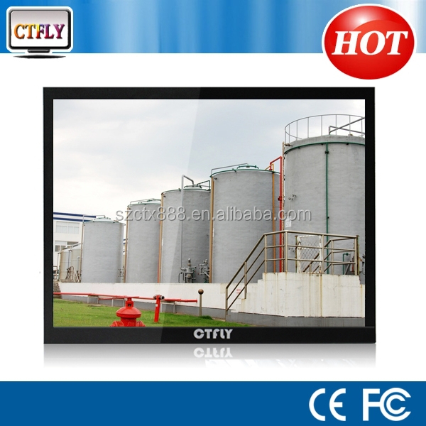 15 inch lcd monitor 1280x800b lcd monitor industrial 15