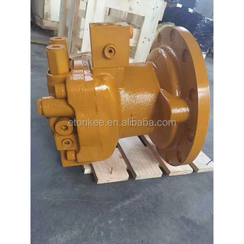 High Quality JMF151 Swing Drive R225-7 hydraulic drive motor 31N6-10210 For Sale , M5X130 swing motor