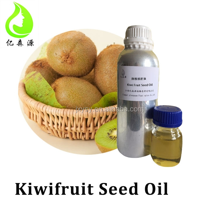 Natural Organic Kiwifruit Seeds Oil Pure Essential Oils for Aromatherapy Massage Health Medical Products Factory Wholesale Bulk