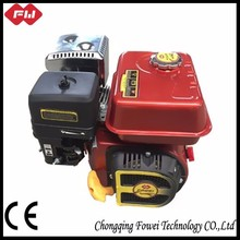 Gold supplier promotion single cylinder 215cc water jet boat engine
