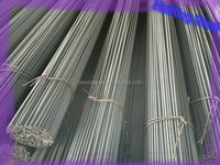 Reinforced steel for construction