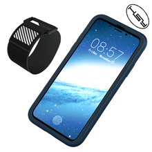 HUYSHE Hot Selling for iphone X Function Running Jogging Sports Armband Case