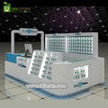 6X2.5m Best selling cell phone repair kiosk with mobile phone accessories kiosk for sale