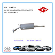 1201200-S08 for Great wall FLorid muffler