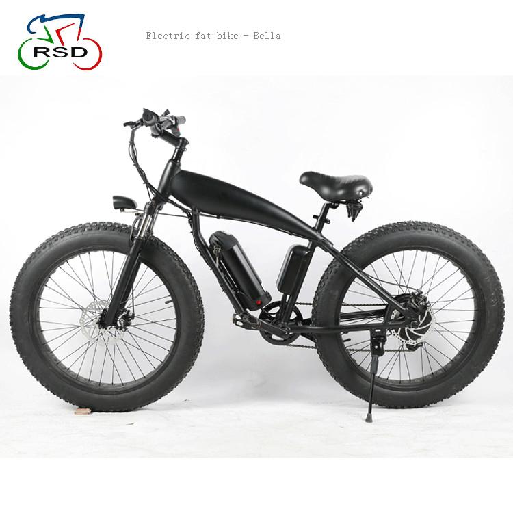 Electric Bike 2017 20 500w Lithium Battery Fat Tire Elec Bike