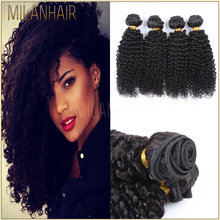 Milan Hair Top Quality 4*4 Natural Color 1 Piece Hair Lace Closure With 3 Pieces Cheap Brazilian Human Hair Sew In Weave Bundles