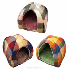 Super Warming Pet Bed House Style Dog Bed
