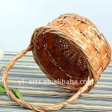 Wholesale willow wicker basket