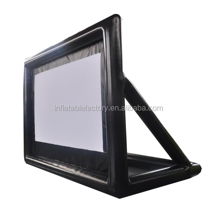 advertising inflatable movie screen ,inflatable projector screen