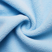 wholesale 100 polyester soild knitted cheap polar fleece fabric for blanket bed sheets
