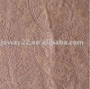 embossed suede fabric/suede