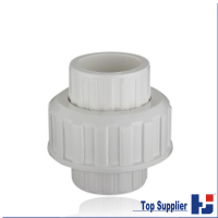 Manufactory supply ASTM SCH40 pvc pipe fittings Union for water