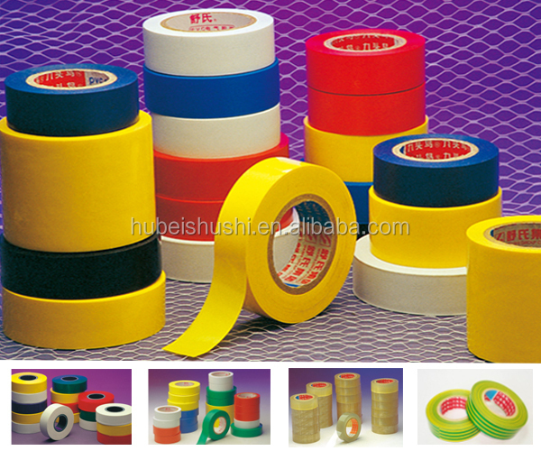 Flame retardant VINI electrical insulation polyester shrinking tape for wire harness/Vinyl Tape for Electrical Insulation Tape