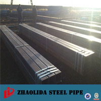 ZhaoLiDa hollow pipe ! jis g3459 high size square tube d2 material specification