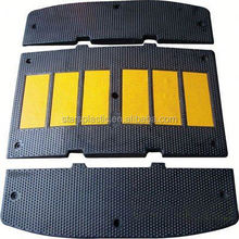 CAS Road safety rubber speed hump/road speed bump