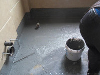 polyurethane liquid bituminous waterproofing coating