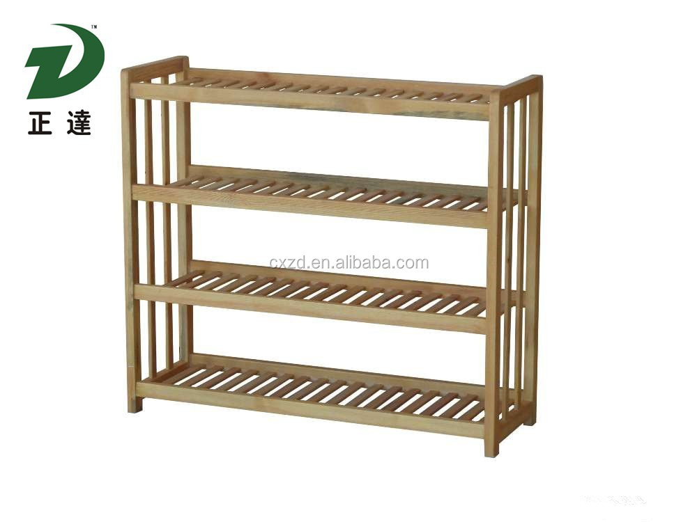 2015 New wooden shoe rack wooden shoe cabinet children shoe rack wooden shelf