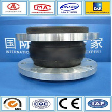 Exported to Vietnam EPDM expansion rubber bellows pipe joint