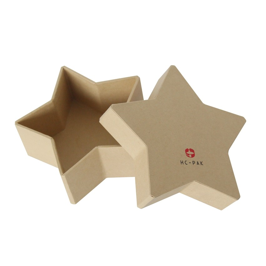hexagon packaging paper box