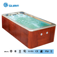 2017 New Design 4 Meters USA Balboa System Freestanding Swimming Pools Sales