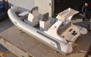 Liya luxury yacht sales 17ft rigid rib inflatable centre console boat
