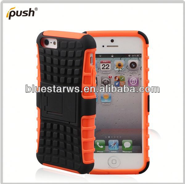 Stylish Mobile Phone Case Durable TPU Hard PC Case Cover For Iphone5c tpu case for ip5c