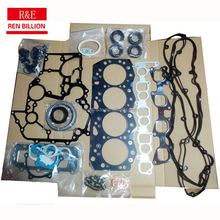 ISU-ZU 4JJ1 4JK1 engine O/H gasket set 4JJ1 head gasket kit 4JK1 overhauling gasket kit