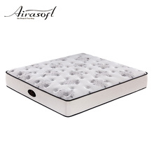Single size memory foam pocket spring sleepwell mattress