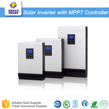 Multifunctional hybrid solar power inverter solar inverter price list variable frequency drive solar inverter with low price